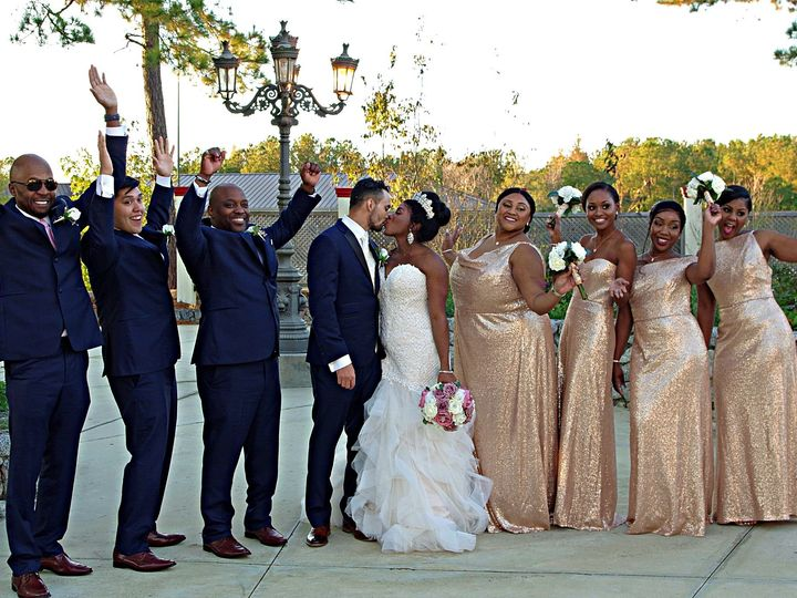 Tmx Garden Wedding Ceremony At Marianis Venue 8 1 2048 7 51 531917 1566440930 Pembroke, NC wedding venue