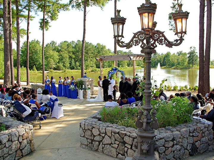 Tmx Lakeside Wedding Ceremony At Marianis Venue 8 7 2048 51 531917 1566441076 Pembroke, NC wedding venue