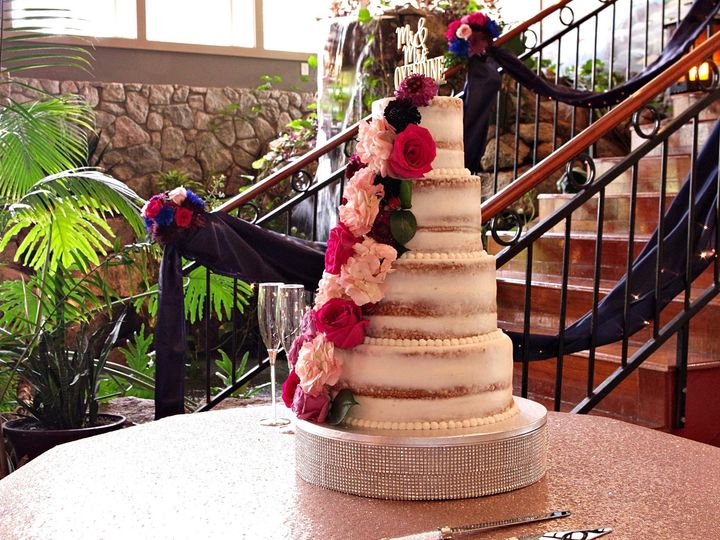 Tmx Wedding Cake At Marianis Venue 6 22 19 2048 51 531917 1566443485 Pembroke, NC wedding venue