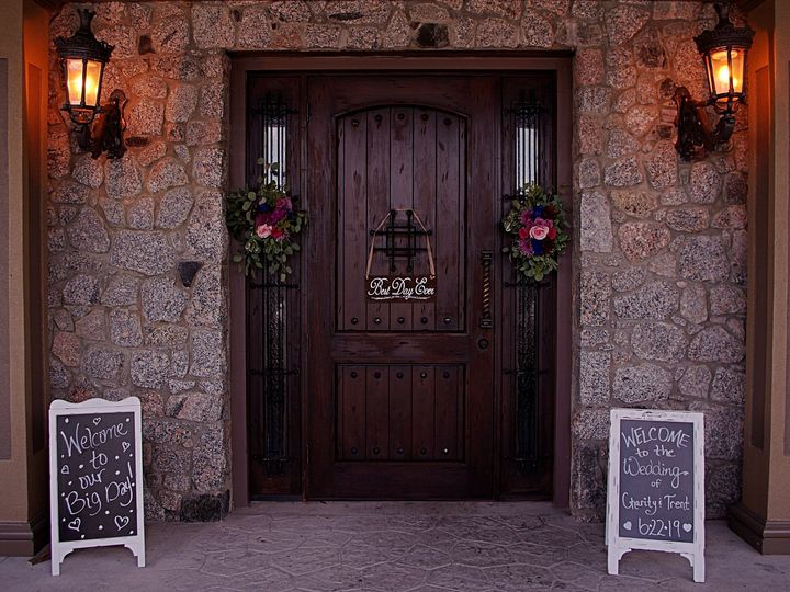 Tmx Wedding Reception Decor At Marianis Venue 6 22 19 2048 6 51 531917 1566441535 Pembroke, NC wedding venue