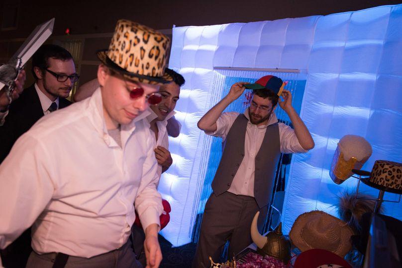 Mister Mustache Photo Booths