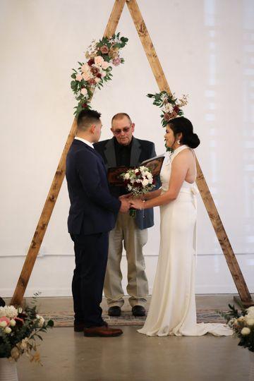 Perfect mircro wedding spot
