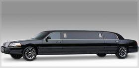 8 Pax Limousine