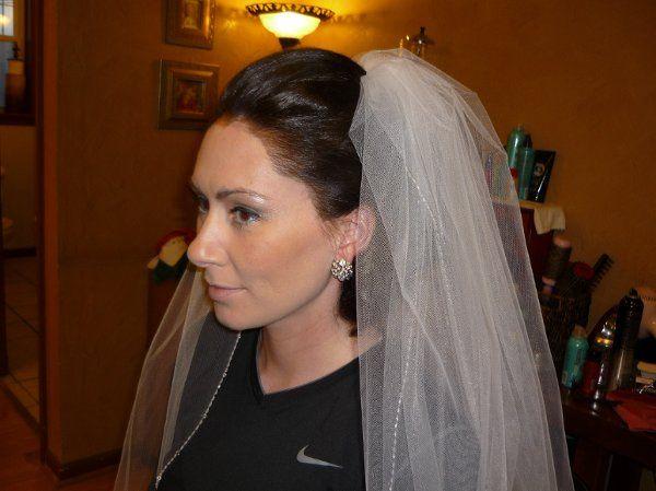 Wearing a veil