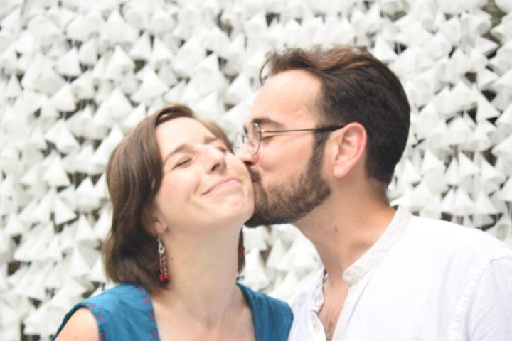 Happy couple - JR Dolan Photography