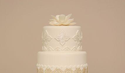Mille Fiori Cake Design