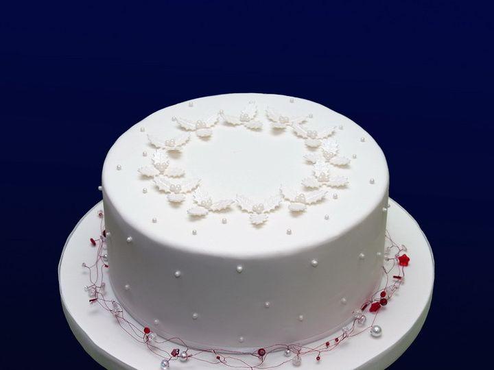 Tmx 1389715312009 Holiday Cakeresiz Piscataway wedding cake