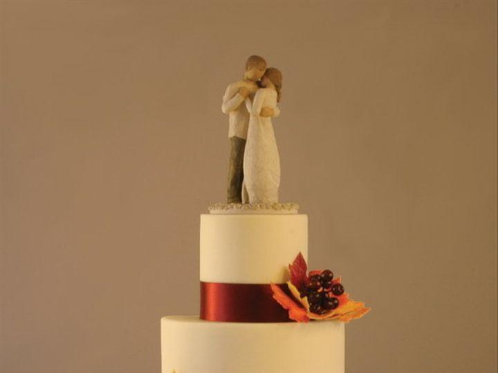 Tmx 1389715404474 Img2636 Oszi Torta Topper Finalresiz Piscataway wedding cake