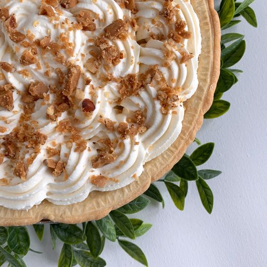 VT Maple Cream Pie