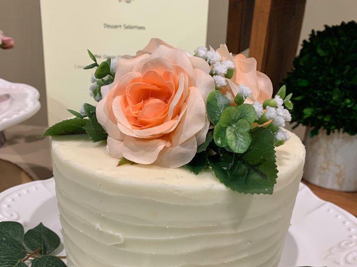 Tmx Baby Cake Feb Show 51 1883917 158317796199513 Colchester, VT wedding cake