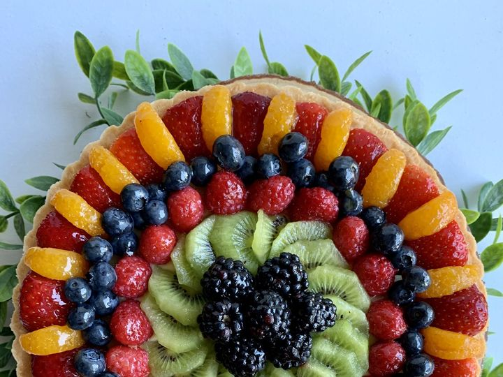 Tmx Fresh Fruit Tart 51 1883917 159821386731975 Colchester, VT wedding cake