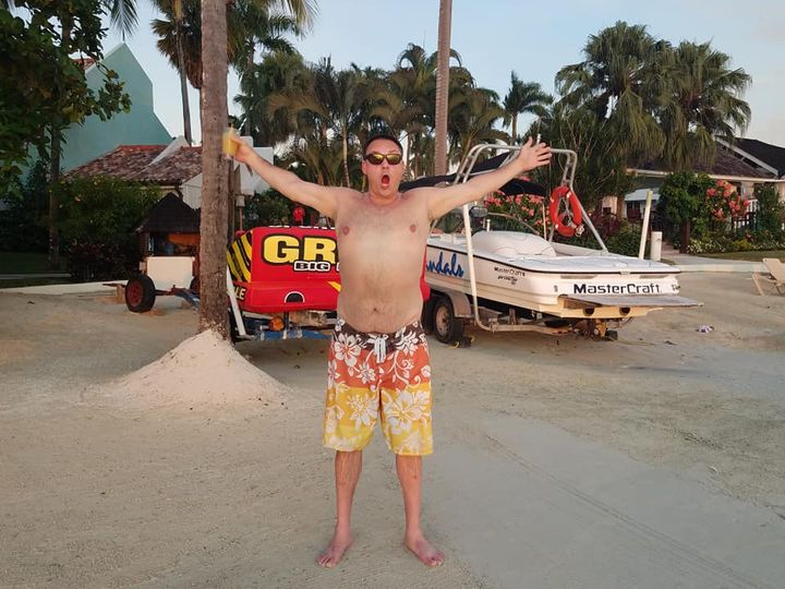 Crazy Robert in Jamaica