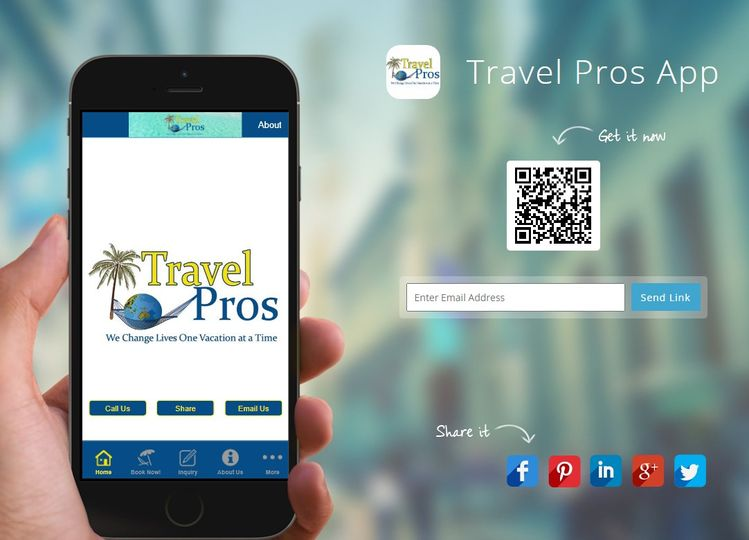 Travel Pros App