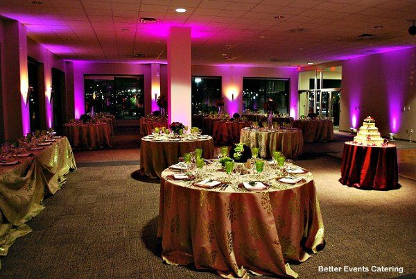 from small luncheons to elegant affairs