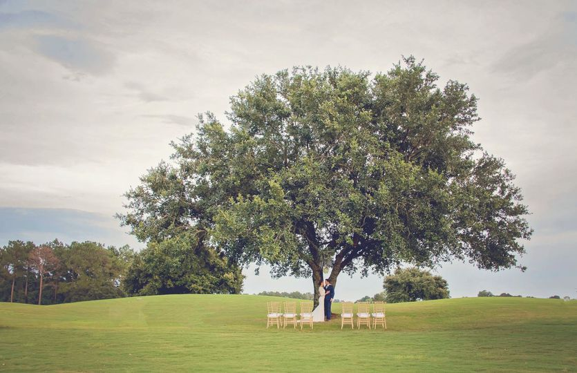 Intimate setting to say i do