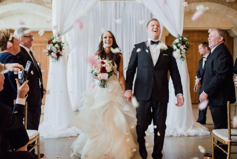 banff canada winter destination wedding 4