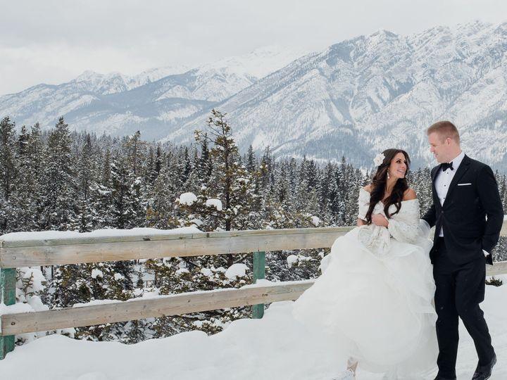 Tmx 1504805756787 Banff Canada Winter Destination Wedding 2 Minneapolis, MN wedding planner
