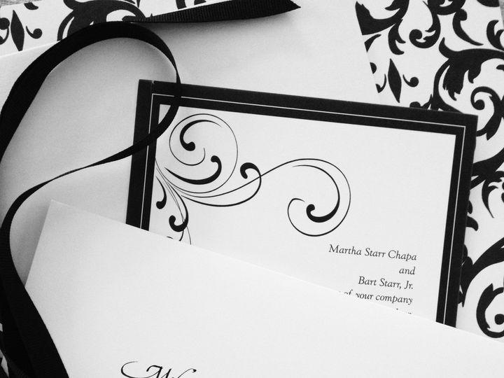 Tmx 1444075371795 Img1333 Tulsa wedding invitation