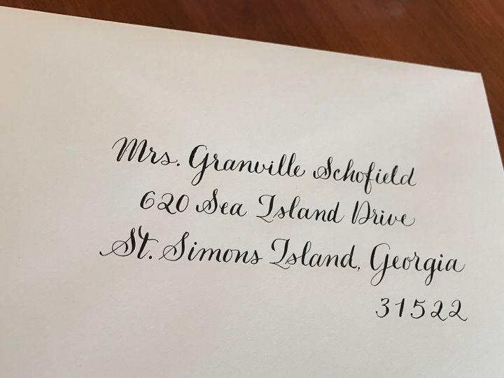 Tmx 1505604713755 Img1737 Tulsa wedding invitation