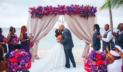 Caribbean Wedding 1