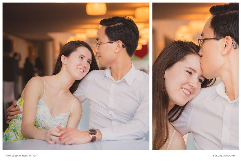 richmond engagement portrait session thanh 1
