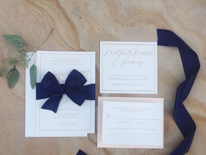 Tmx 1476710834025 Img9492 Thomasville wedding invitation