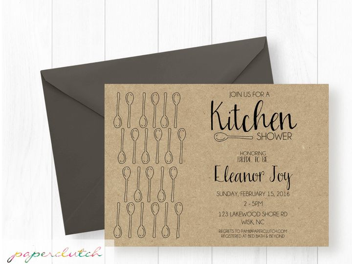 Tmx 1483541289936 Kitchenshower Thomasville wedding invitation