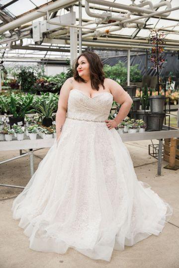 08bb10477d Bombshell Bridal Boutique - Dress   Attire - Saint Clair Shores