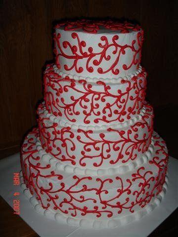 Tmx 1200929148925 DSC00070%28Small%29 Harrisonville wedding cake