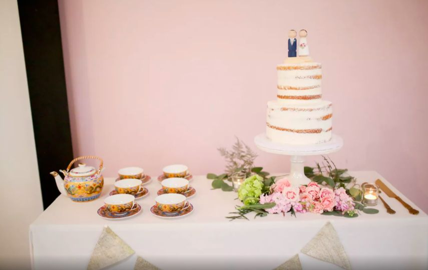 Brooklyn loft Wedding