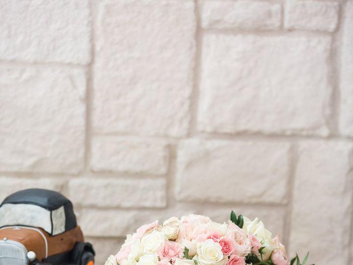 Tmx Blush Bridal Bouquet 51 591027 North Richland Hills, TX wedding florist
