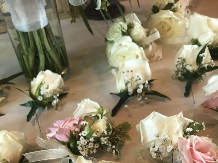 Tmx White And Pink Rustic Wedding 51 591027 North Richland Hills, TX wedding florist