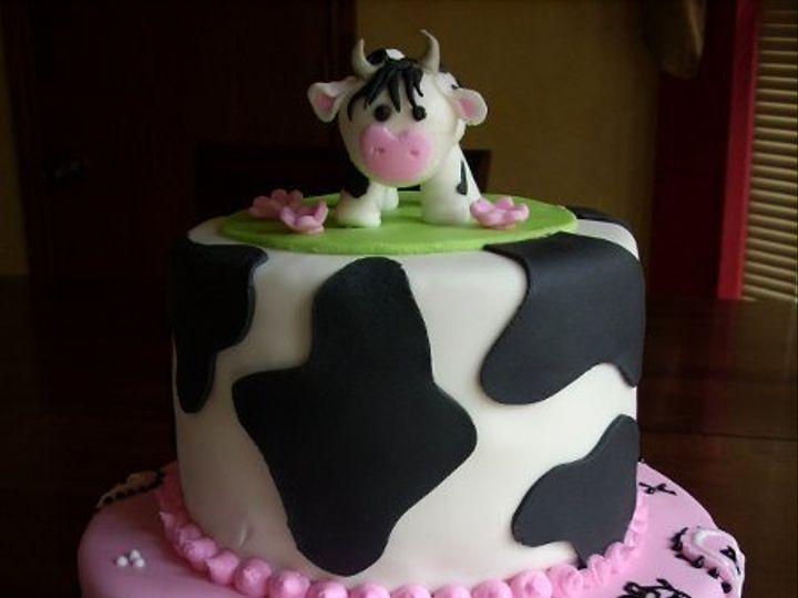 Tmx 1331860670534 20090524002 Hurst wedding cake