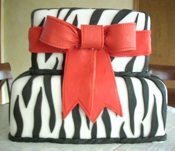 Tmx 1331861123446 20090830Zebraredbow001 Hurst wedding cake