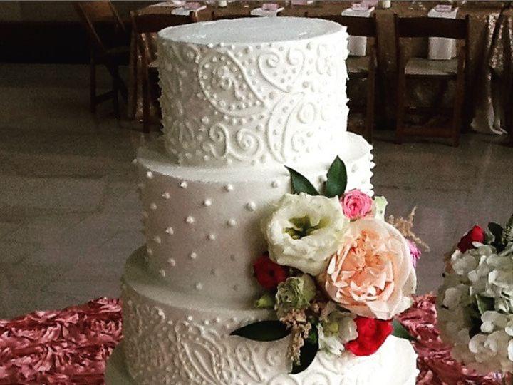Tmx 1454432175661 Img2497 Hurst wedding cake