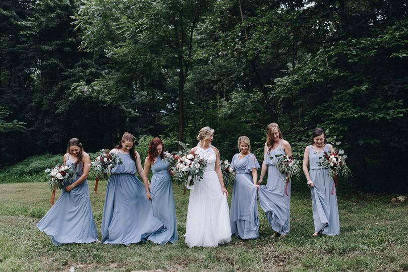 Bridesmaid love