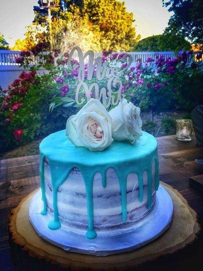Wedding cakeWedding cake