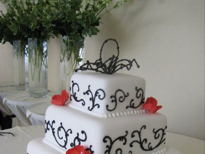Tmx 1217012935889 IMG 0983 Brighton wedding cake
