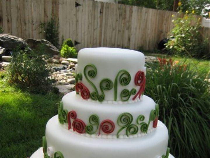 Tmx 1217013342217 IMG 0105 Brighton wedding cake