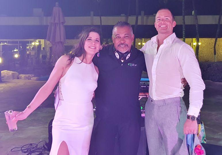 Holiday Inn Aruba Wedding