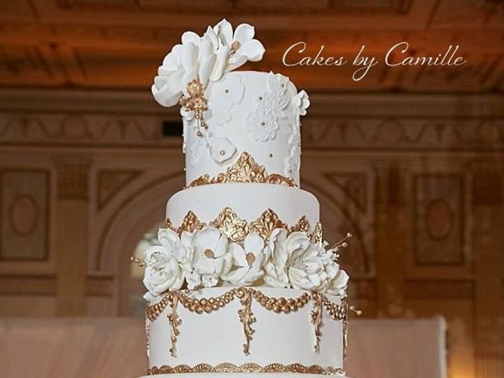Tmx 1484085243100 New Campbellsville, Kentucky wedding cake