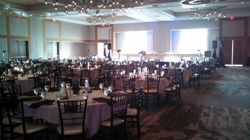 Hilton Garden Inn Sioux Falls Downtown Venue Sioux Falls Sd Weddingwire
