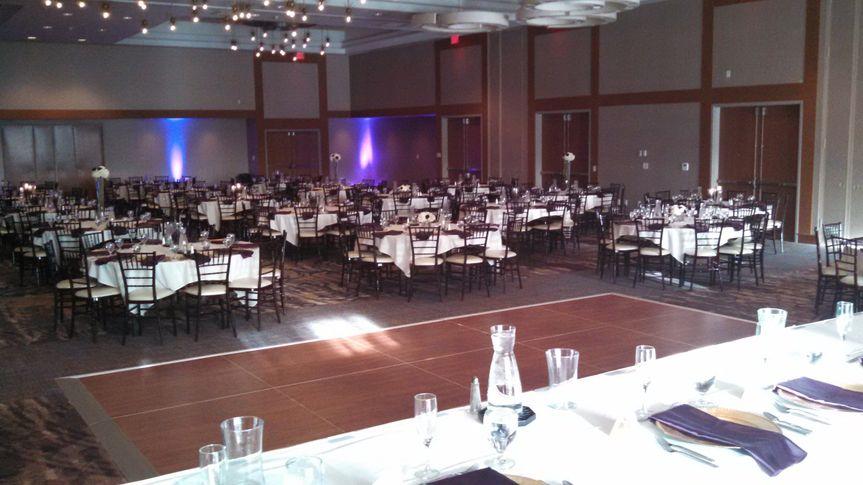 Hilton Garden Inn Sioux Falls Downtown Wedding Ceremony