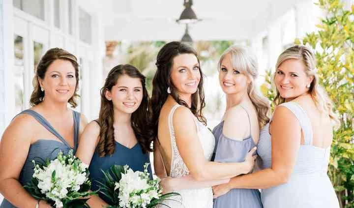 Beautiful Brides of the Florida Keys