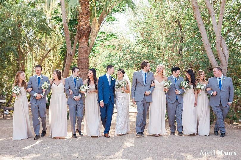 Secret Garden Event Center Venue Phoenix AZ WeddingWire
