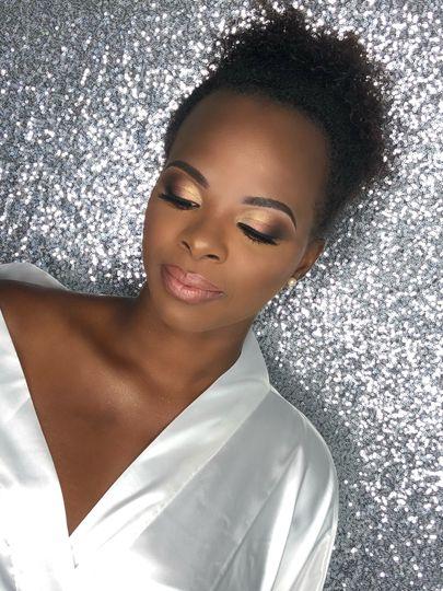 Gorgeous diva bride