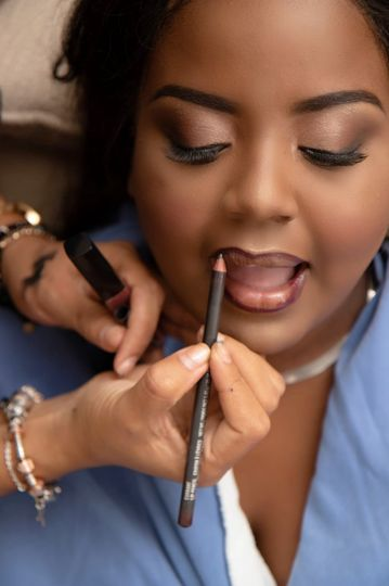 Enhancing your own beauty...