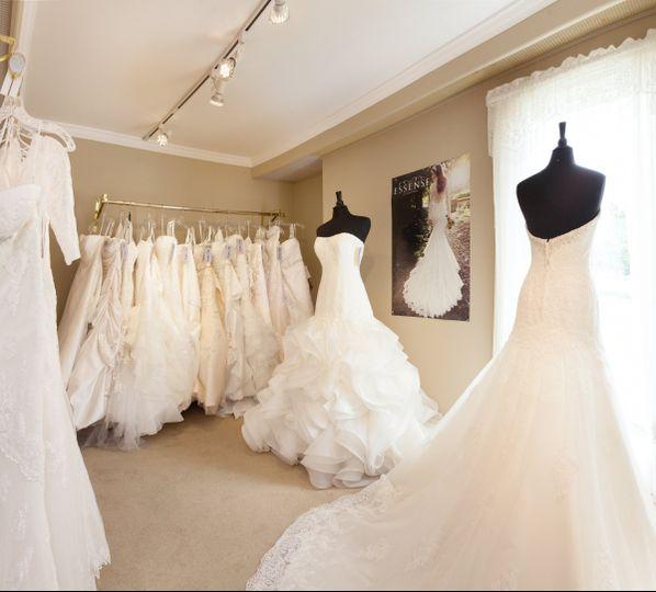 Fantastic Finds Bridal Salon - Dress & Attire - Lansing, MI ...