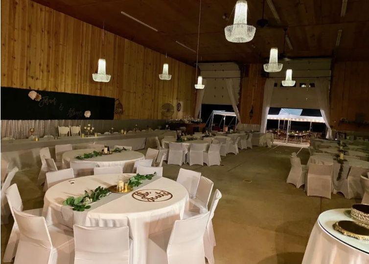 Barn venue