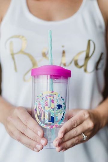 Tervis-style tumbler - $14
